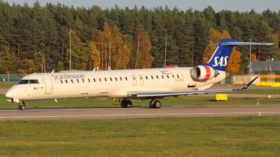 EI-FPH - Bombardier CRJ-900LR - Scandinavian Airlines (Cityjet)