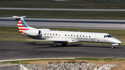 A picture of N618AE - Embraer ERJ145LR - American Airlines - © DJ Reed - OPShots Photo Team