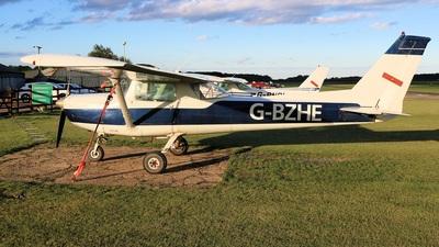 A picture of GBZHE - Cessna 152 - [15281303] - © David Cook