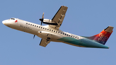 N942WP - ATR 72-212 - Island Airlines