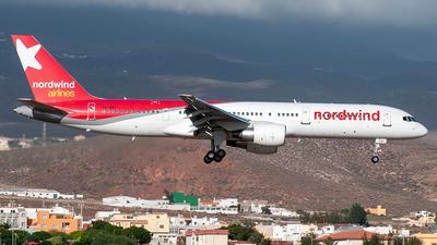 VQ-BBT - Boeing 757-2Q8 - Nordwind Airlines