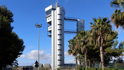 LEAL - Airport - Control Tower