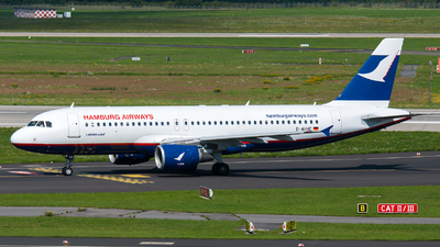 D-AHHC - Airbus A320-214 - Hamburg Airways