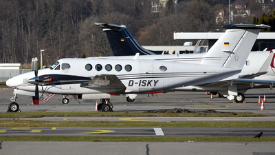 D-ISKY - Beechcraft B200GT Super King Air - Air Hamburg