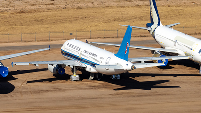 N883UA - Airbus A319-132 - China Southern Airlines