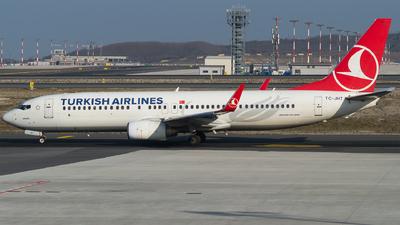A picture of TCJHT - Boeing 7378F2 - Turkish Airlines - © Furkan Borakazi
