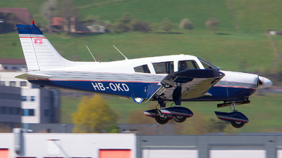 A picture of HBOKD - Piper PA28180 - [287205182] - © Alex