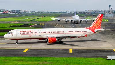 VT-PPG - Airbus A321-211 - Air India