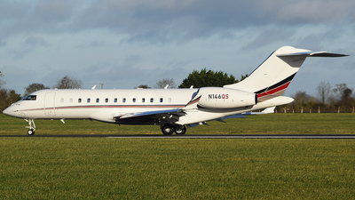 N146QS - Bombardier BD-700-1A10 Global 6000 - NetJets Aviation