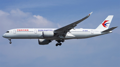 B-304D - Airbus A350-941 - China Eastern Airlines