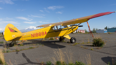 N1888A - Piper PA-18-125 Super Cub - Private
