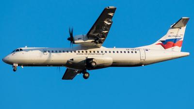 A picture of SXSEV - ATR 72500 - Sky Express - © John Leivaditis