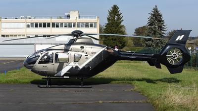 F-GYJV - Eurocopter EC 135T1 - Mont Blanc Hélicoptères
