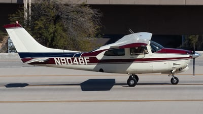 N9046F - Cessna T210N Turbo Centurion - Private