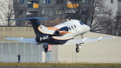 D-IAAY - Embraer 500 Phenom 100 - Arcus-Air