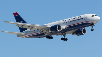 N253AY - Boeing 767-2B7(ER) - US Airways