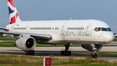 F-GPEK - Boeing 757-236 - Open Skies (British Airways)