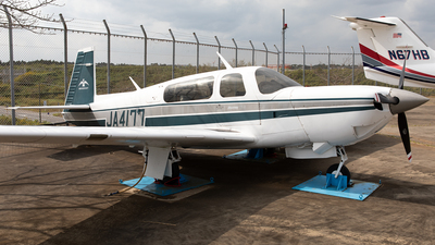 JA4177 - Mooney M20 - Private