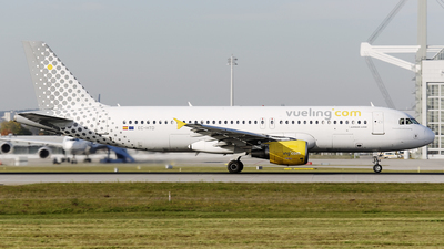 EC-HTD - Airbus A320-214 - Vueling