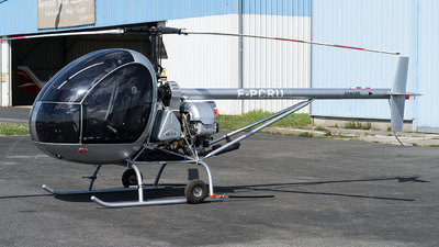 F-PCRU - Aerokopter AK1-3 - Private