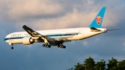 B-20AC - Boeing 777-31BER - China Southern Airlines