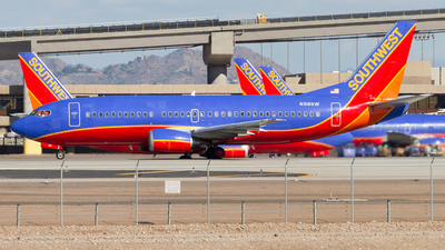 N316SW - Boeing 737-3H4 - Southwest Airlines