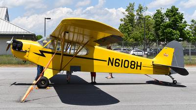 N6108H - Piper J-3C-65 Cub - Private
