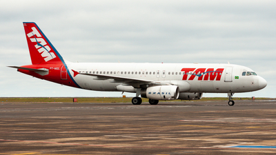 A picture of PTMZL - Airbus A320232 - LATAM Airlines - © CACSPOTTER