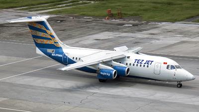 EX-27005 - Avro RJ85 - Tez Jet Airlines - Flightradar24