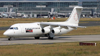 D-AWBA - British Aerospace BAe 146-300 - WDL Aviation