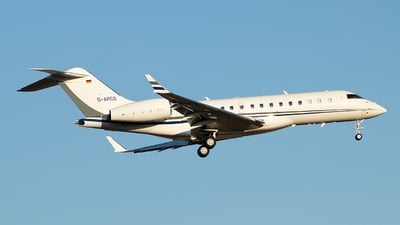 D-ARCO - Bombardier BD-700-1A10 Global 6000 - ACM Air Charter