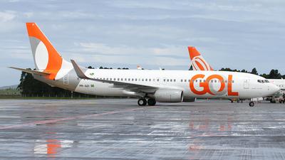 A picture of PRGZI - Boeing 73786N - GOL Linhas Aereas - © Bruno Orofino