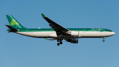 A picture of EIFNH - Airbus A330302 - Aer Lingus - © Whiskey_Romeo_Aviation
