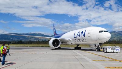 N778LA - Boeing 777-F16 - LAN Cargo