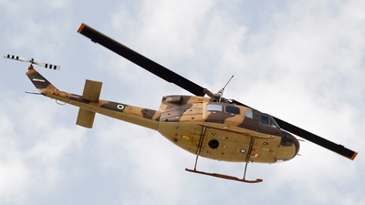 6-9205 - Bell 212 - Iran - Air Force