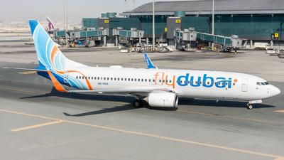 A picture of A6FEB - Boeing 7378KN - FlyDubai - © Abdurahman N.