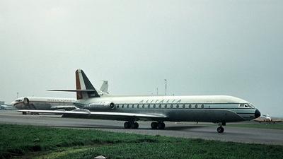 I-DAXI - Sud Aviation SE 210 Caravelle VIN - Alitalia