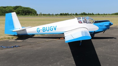 A picture of GBUGV - Slingsby T61F Venture - [1884] - © David Cook