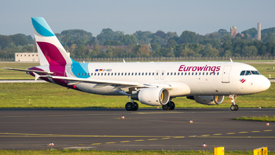 A picture of DABZI - Airbus A320216 - Eurowings - © Maxi_DUS