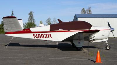 A picture of N882R - Beech M35 Bonanza - [D6291] - © C. v. Grinsven