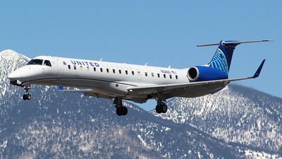 A picture of N12160 - Embraer ERJ145XR - United Airlines - © Alexander Aston