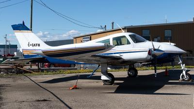 C-GKFM - Cessna 310N - Private