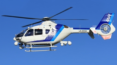 JA35NH - Eurocopter EC 135T2 - All Nippon Helicopter