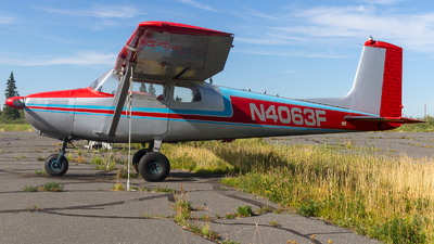 N4063F - Cessna 172 Skyhawk - Private