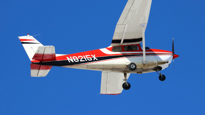 A picture of N8215X - Cessna 172B Skyhawk - [17248715] - © GregMac