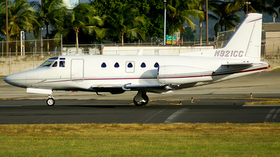 N921CC - Rockwell Sabreliner 65 - Private