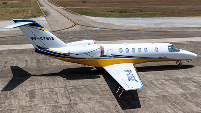 RP-C7513 - Cessna 525 Citation CJ4 - Private