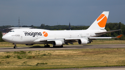 TF-AMP - Boeing 747-481(BCF) - Magma Aviation (Air Atlanta Icelandic)