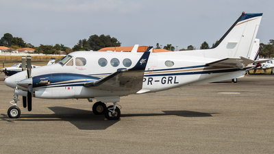 A picture of PRGRL - Beech C90GTi King Air - [LJ1981] - © Adriano Soares-SBCT