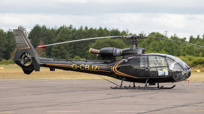 G-CBJZ - Westland Gazelle HT.3 - Private